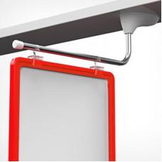 Фиксированный крючок для крепления пластиковых рамок, UP-CLIP
