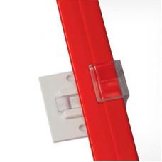 Усиленная клипса для крепления рамки к стене (под углом 0град.), WB-CLIP