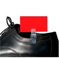 Держатель карточки толщина края зацепа 4 мм, MINICLIP