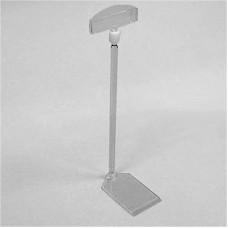 Держатель ценника с основанием (ножка 50 мм), PT4535-100 (RLCB)