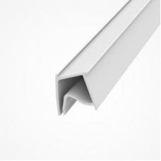 Профиль задний на проволочные корзины или стекло, KE/GLS-BACK