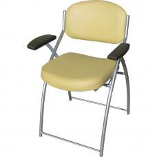 М5-021 Складной стул с двумя подлокотниками