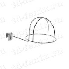Кронштейн для головных уборов и шлемов, R 610
