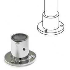 Фланец высокий с фиксатором для трубы d=25 мм, T2875/25 / J-15 h(t)