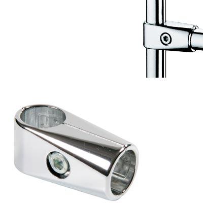 Зажим в 3-х направлениях для труб (d=25 мм), R42M / TP01