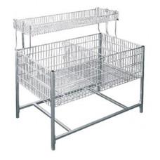 Стол для распродаж с регулируемым дном 0888 SDR (1288 SDR)