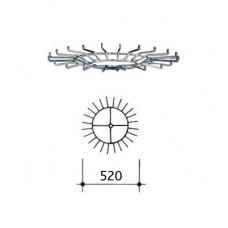Круг для вешала для ремней 266/G