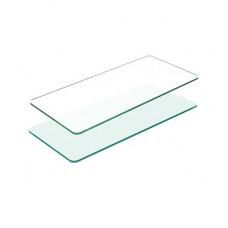 Полка (стекло) для вешала STV 006