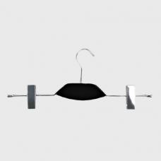 Вешалка-зажим для одежды SHL030(черн)