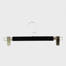 Вешалка-плечики для одежды с прищепками WS 006/1