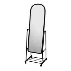 Зеркало напольное, 3321(черн)