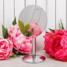 Зеркало настольное (круглое, d=12см), ZN-005